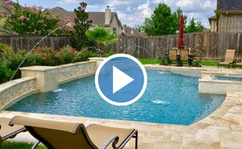 Best Pool Remodeling Company Katy Texas