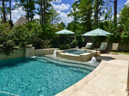 Best Pool Remodeling Company The Woodlands Texas