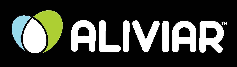 aliviar logo