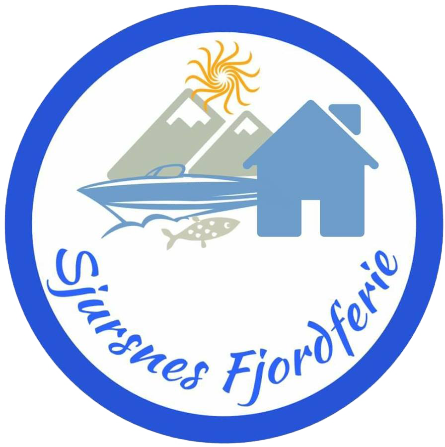 Sjursnes Fjordferie logo