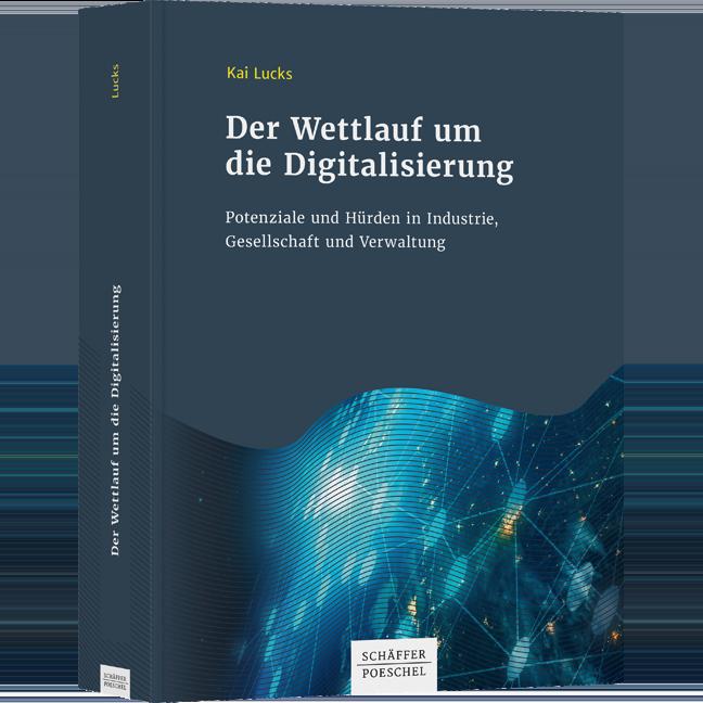 """Buch """"Der Wettlauf um die Digitalisierung"""""""
