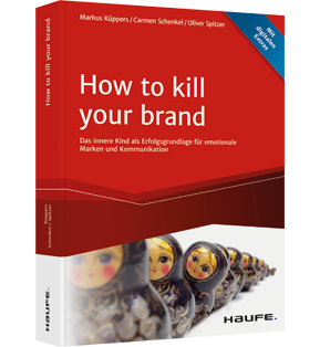 Buchcover How to kill your brand
