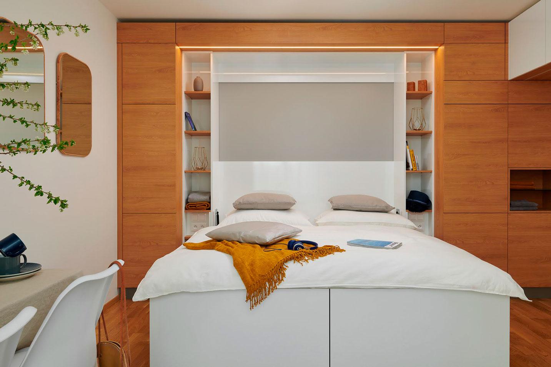 dostatek úložných prostorů  - strizkov.apartments