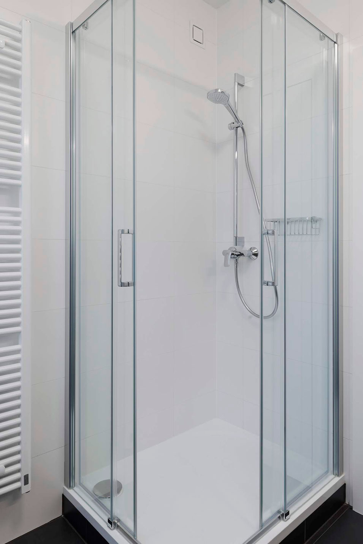設計淋浴 - strizkov.apartments