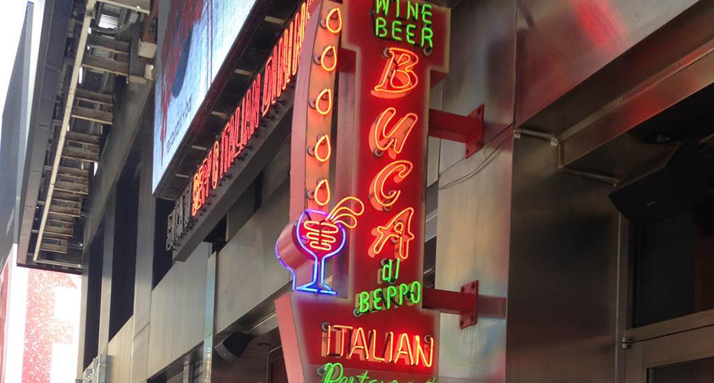 Buca di Beppo demandado por robo de salario