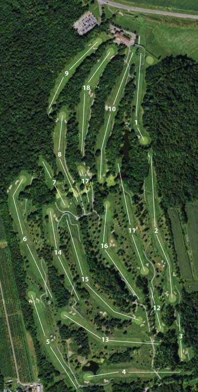 Le Parcours Du Golf Windmill Heights