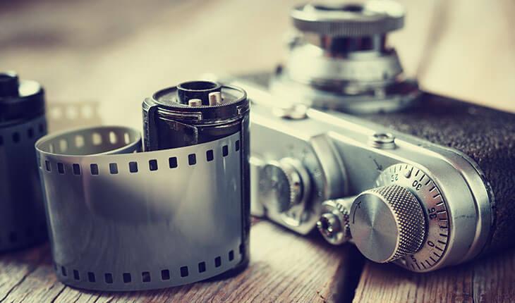 IMPRESSION À PARTIR DE FILM