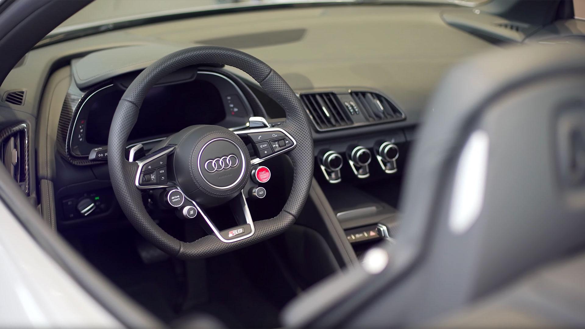 Audi R8 Martin Schilder Alkmaar
