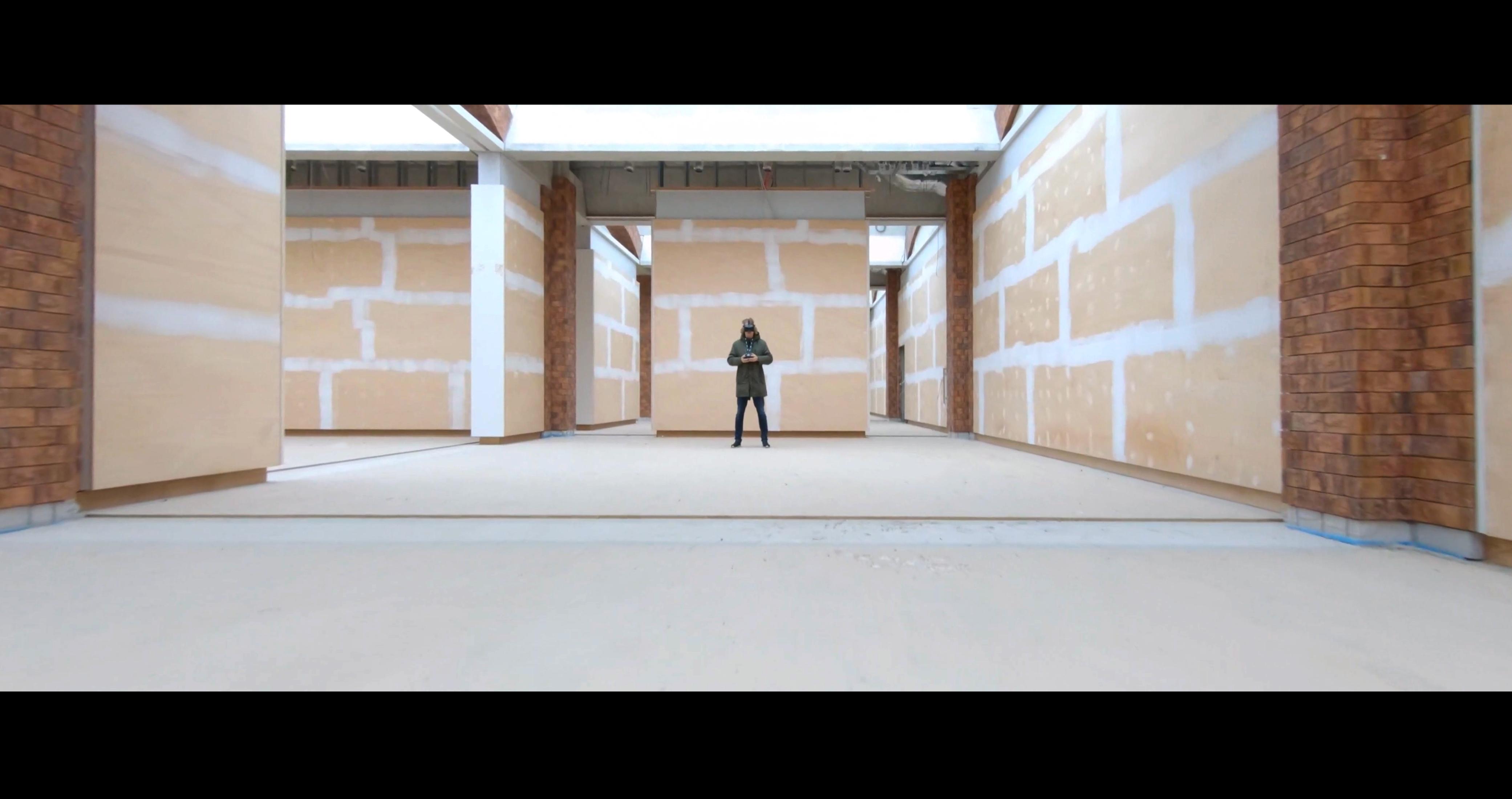 Dronevideo Dirk Scheringa Museum