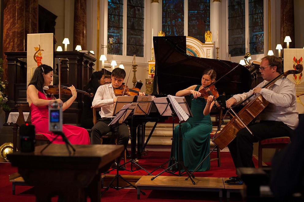 Maiastra String Quartet