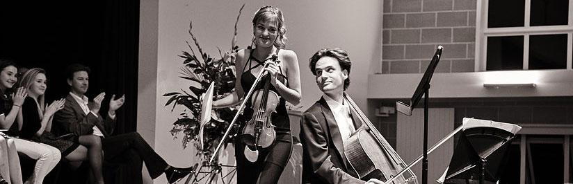 Nicola Benedetti at Maiastra concert