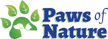 Paws of Nature Dog & Cat Behavior & Training Services logo