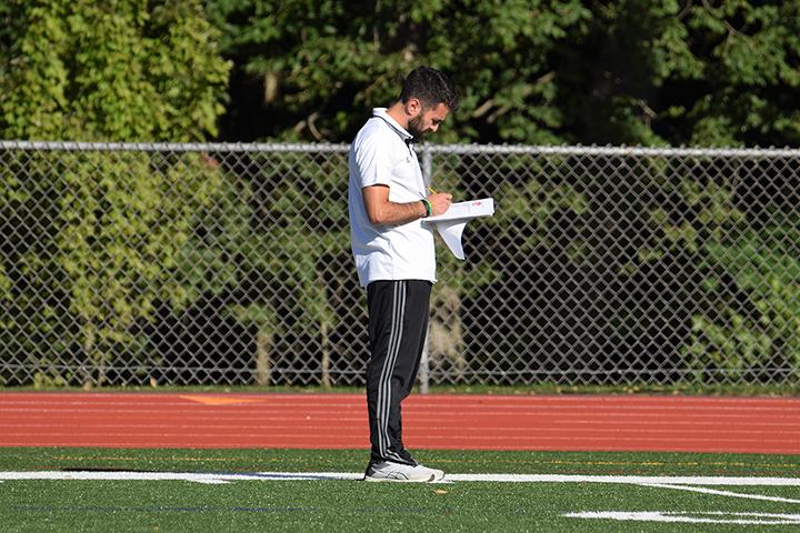 Coach Antonio Viscuso