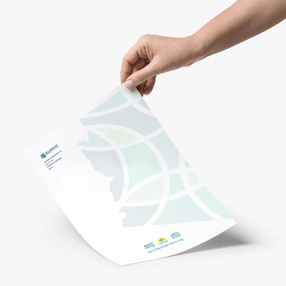 Branded Letterhead Design