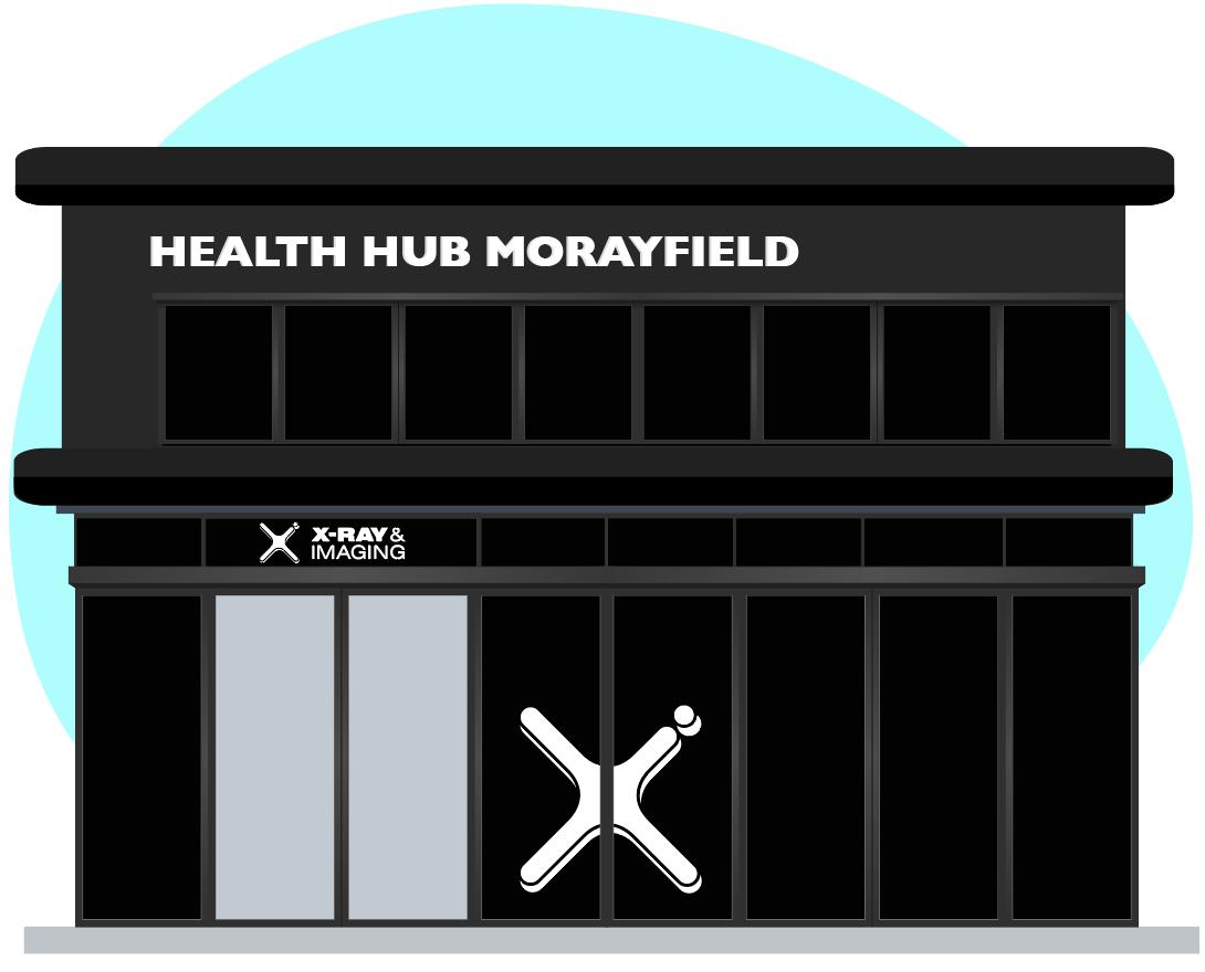 Morayfield Health Hub Icon