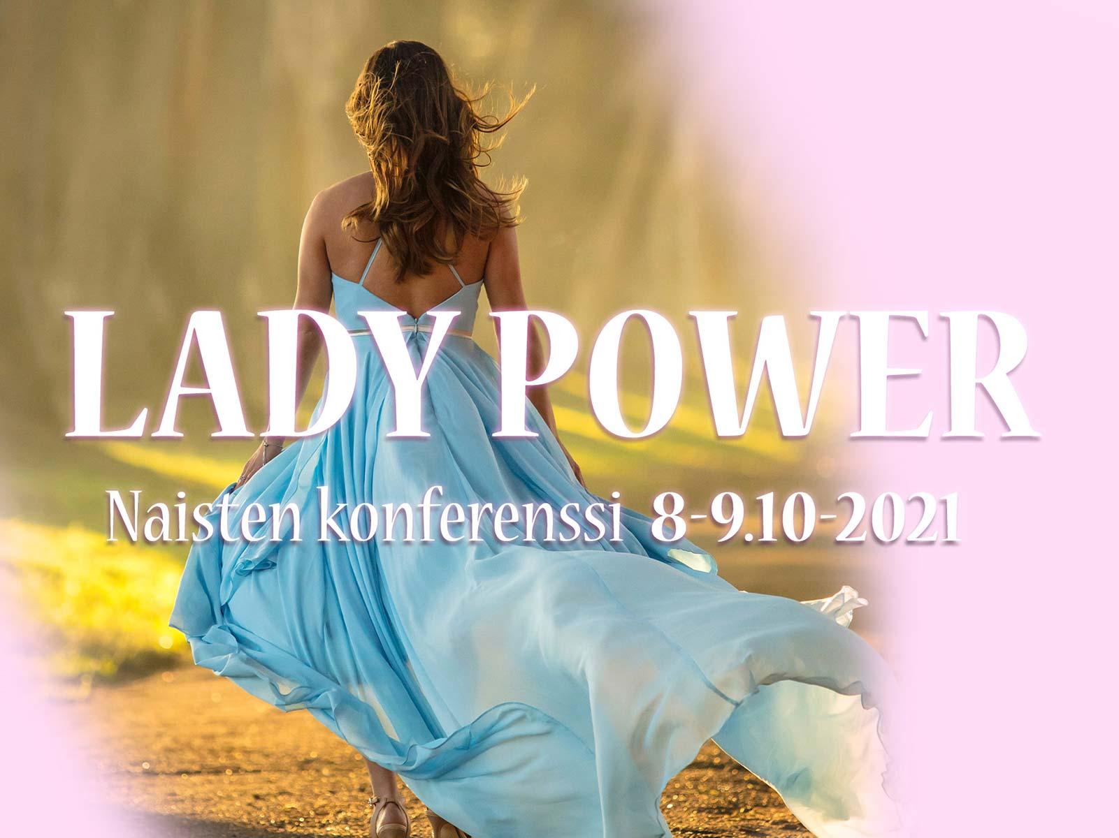 Lady Power konferenssi