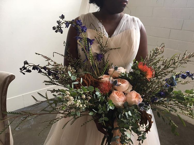 bridal bouquet richmond wedding florist virginia