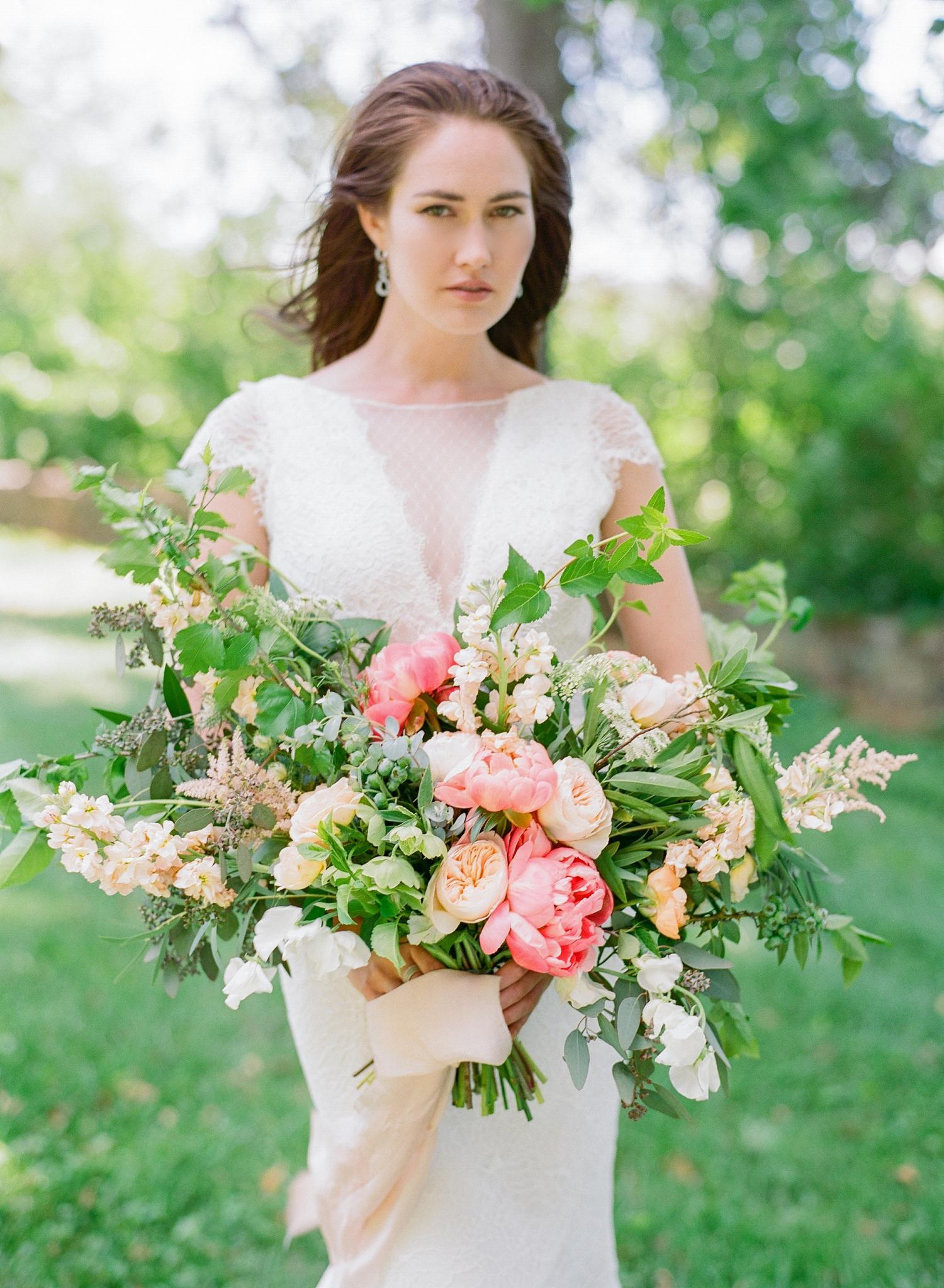 bridal bouquet richmond virginia wedding florist