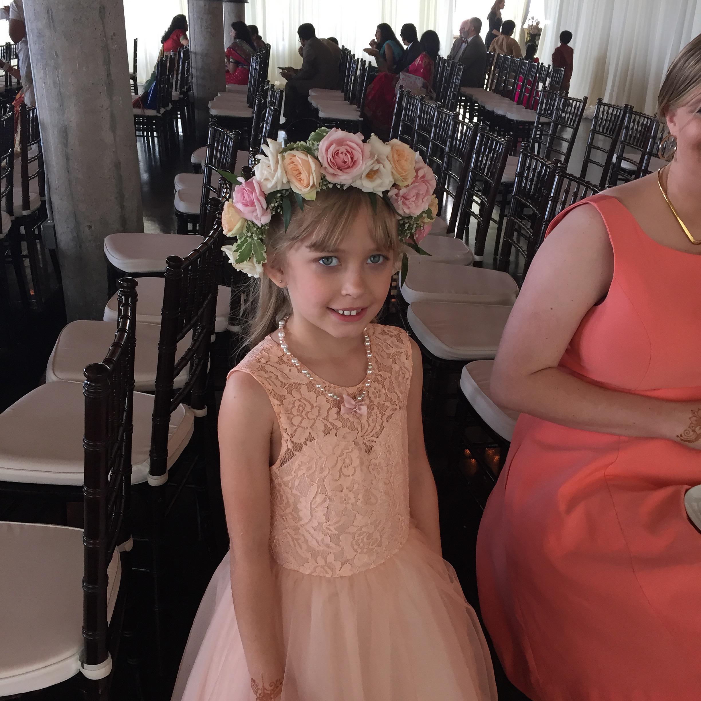 flower crown richmond virginia wedding florist