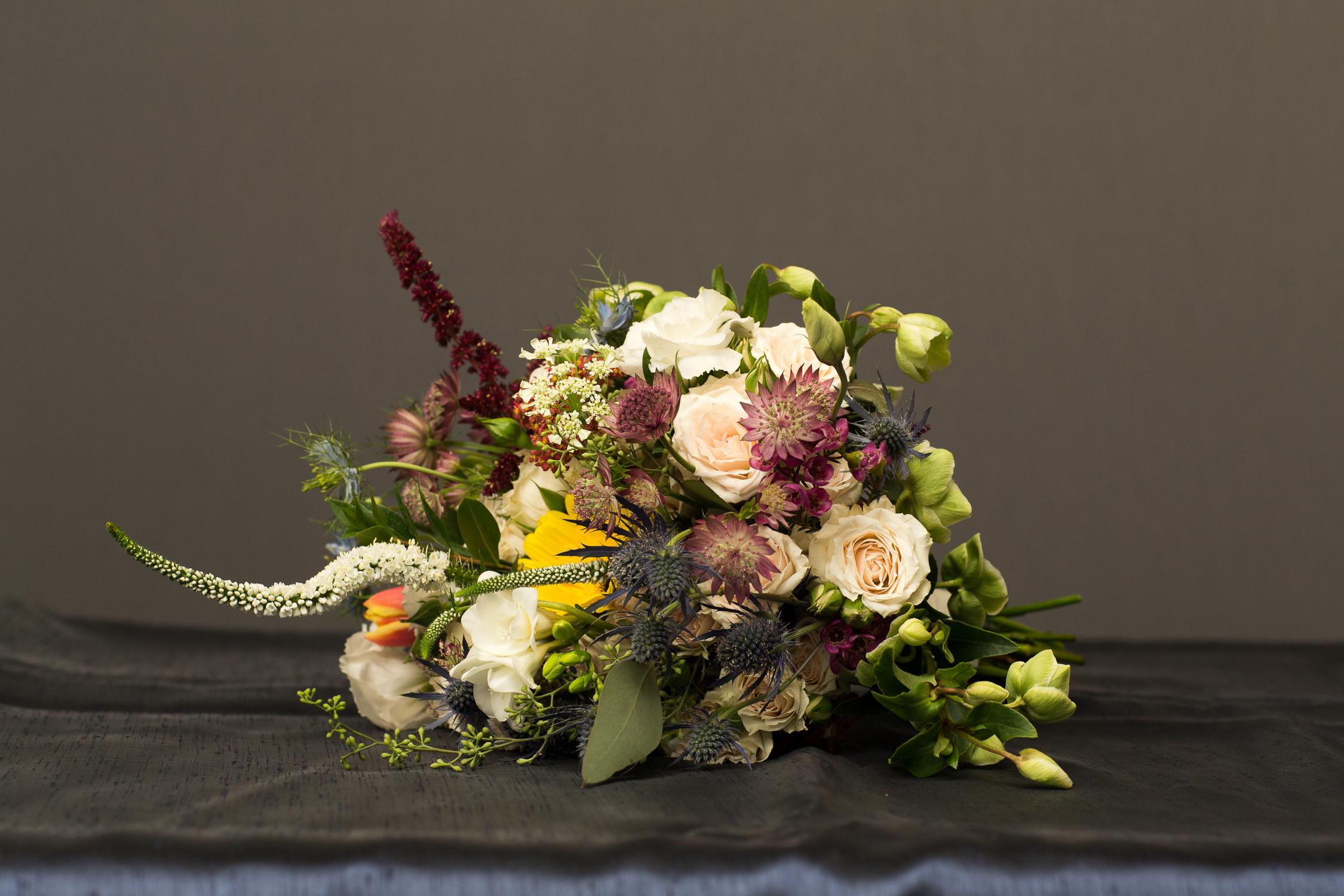 bouquet bridal richmond wedding florist