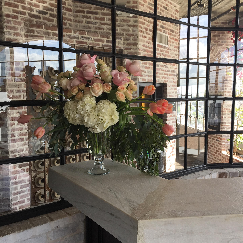 bar decor wedding flowers richmond virginia wedding florist