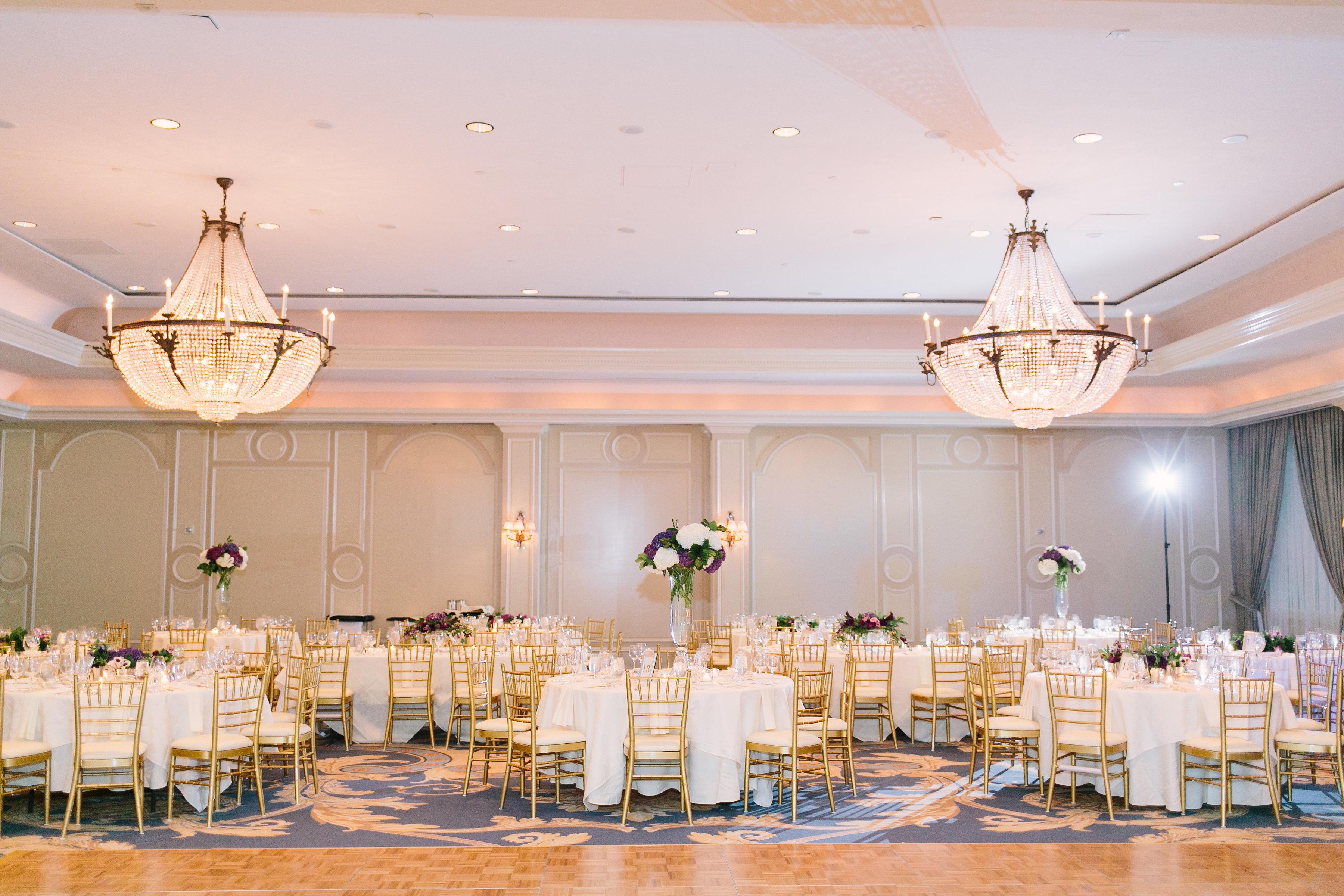 ballroom wedding flowers richmond wedding florist