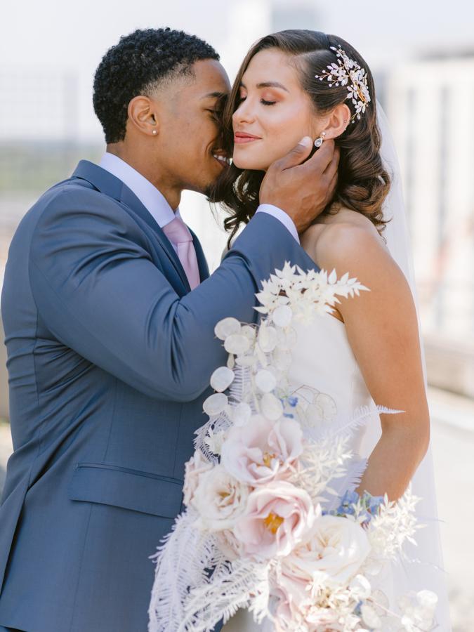 bridal bouquet richmond virginia wedding florist quirk hotel