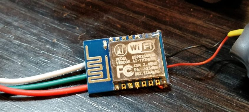 ESP8266 platform chip