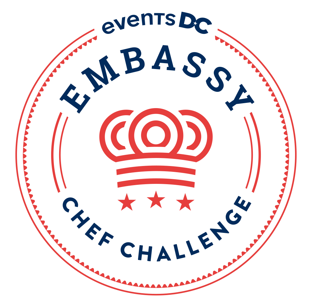 Embassy Chef Challenge logo