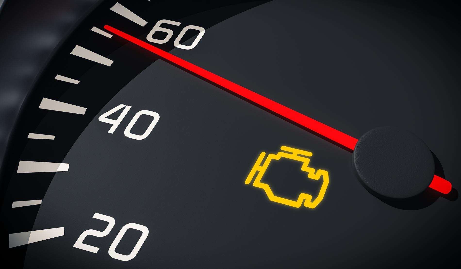"""What does it mean if my """"check engine"""" light comes on?"""