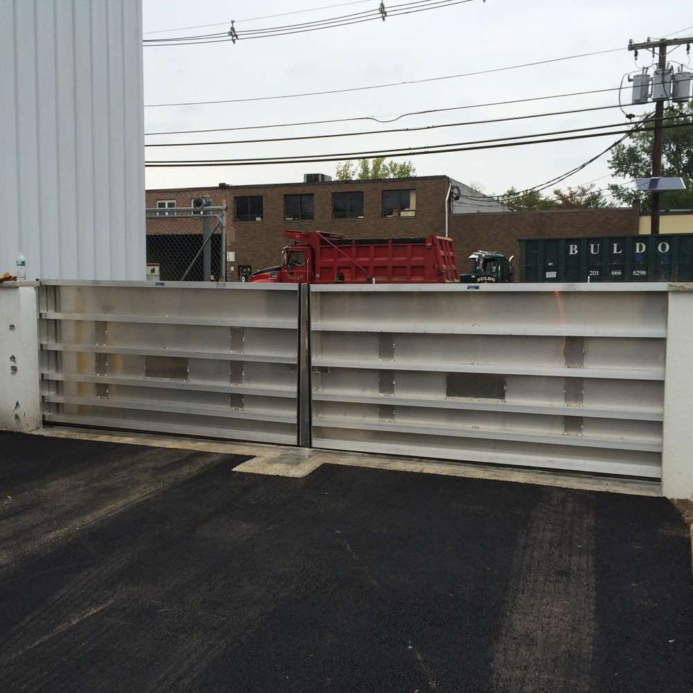 Flood gates can be used in many applications