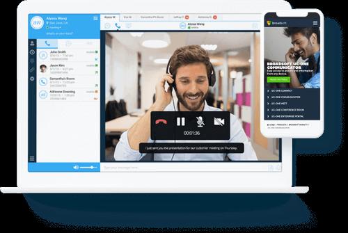 Broadsoft Software Screenshot