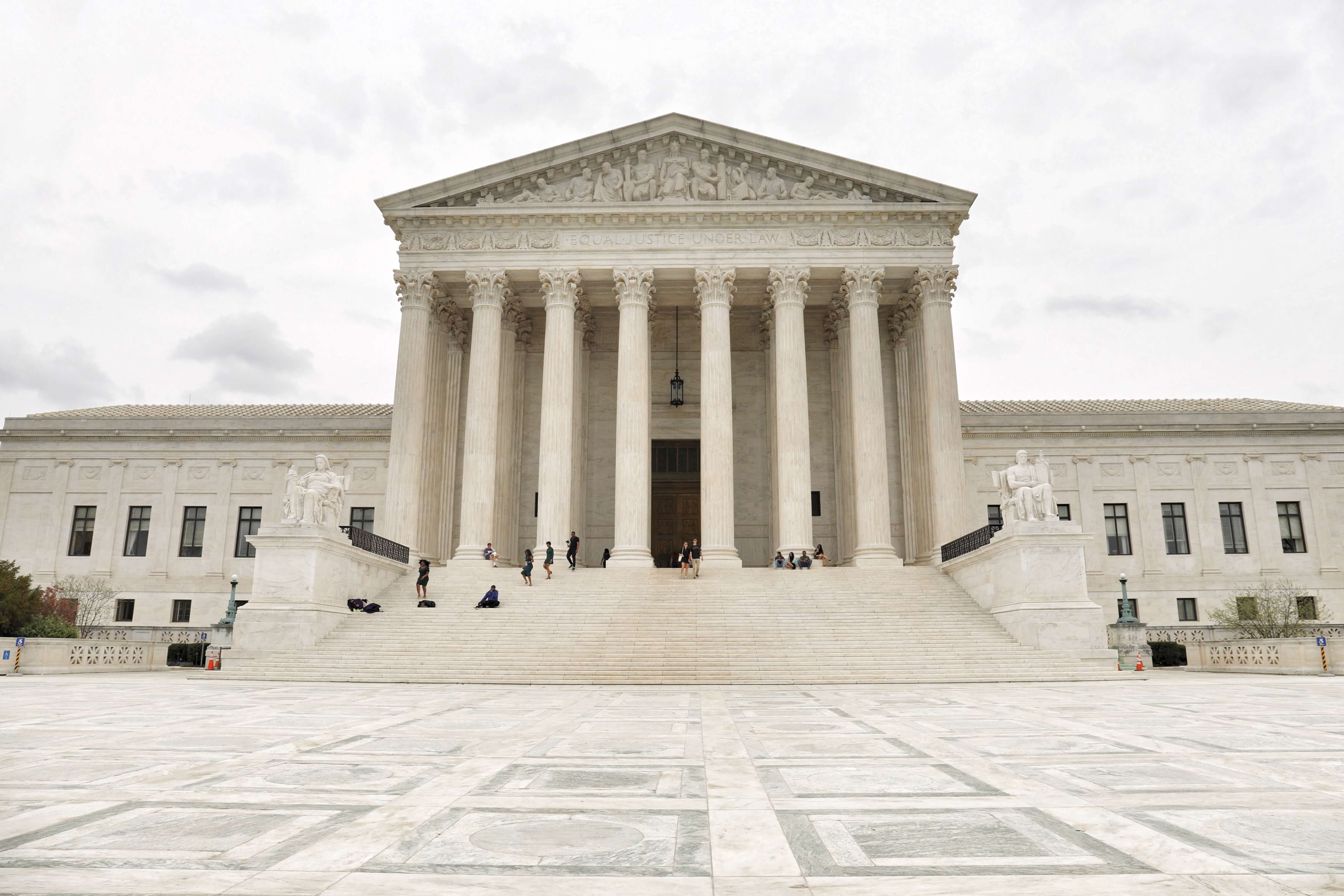 Image of U.S. Supreme Court.