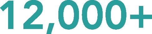 12,000 icon