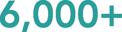6,000 icon