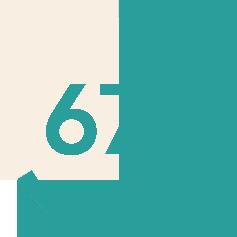 67% icon