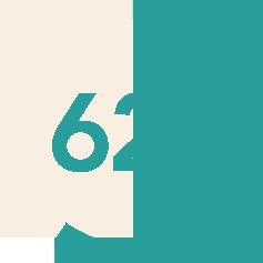 62% icon