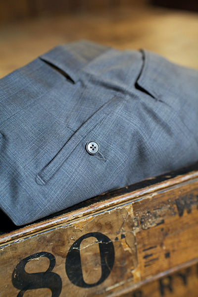Bespoke Trousers