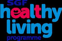 Scottish Grocers Federation Healthy Living Programme logo