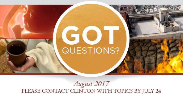 Got Questions 2017