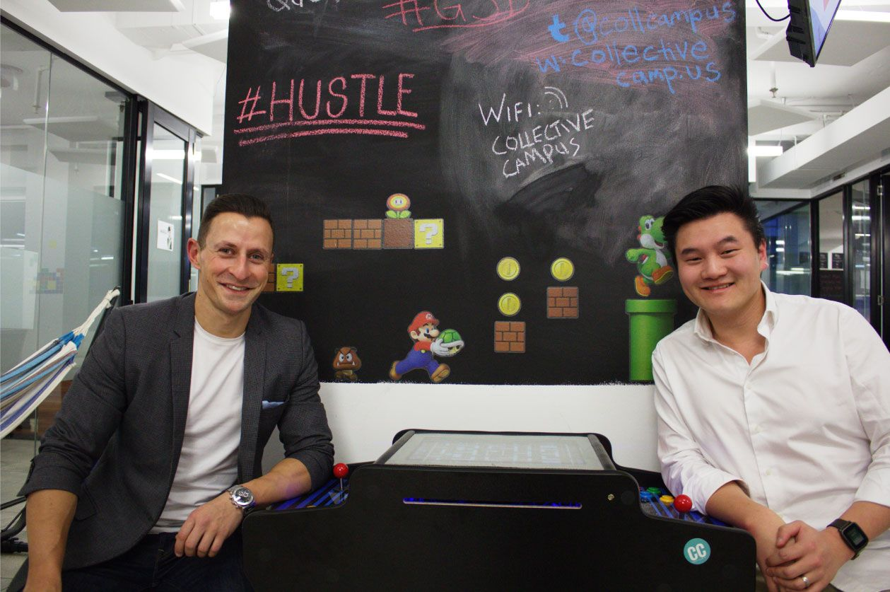 URWork Partners with Collective Campus to Build a Bridge of Entrepreneurship Between Australia, Singapore and China