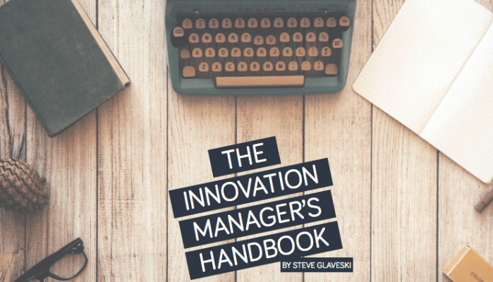 Free Handbook: How To Facilitate Innovation Management