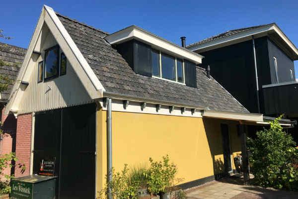 dakrenovatie met dakkapel en veranda