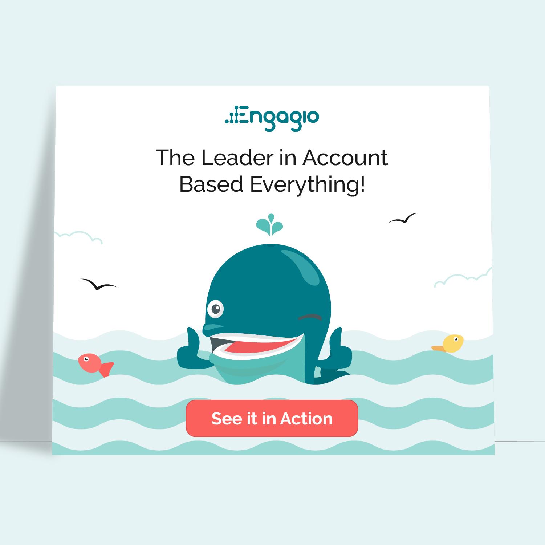 Account Based Engagement web ads