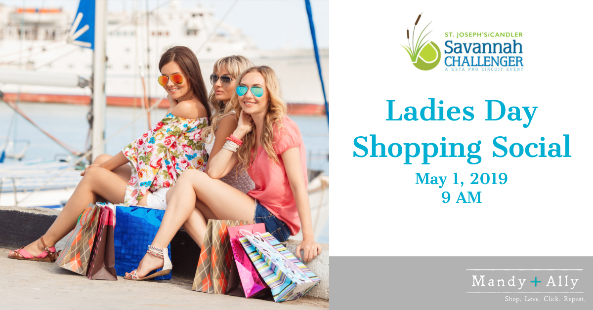 Ladies Day Shopping Social