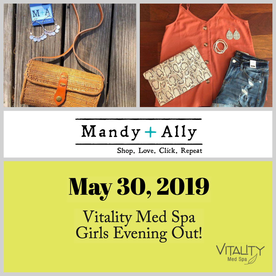 Vitality Med Spa Girls Night Out