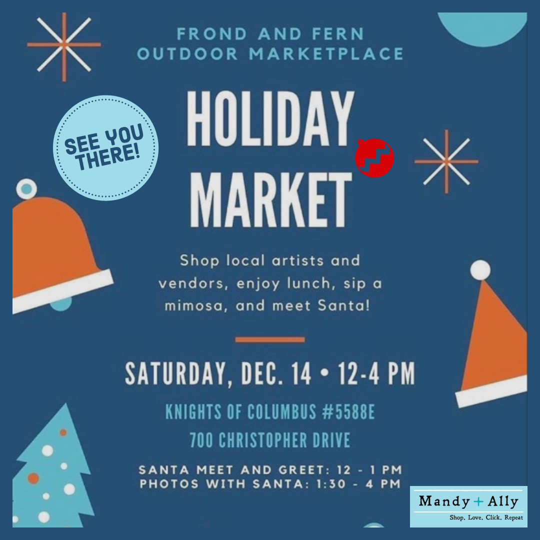 Frond & Fern Holiday Market