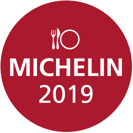 Allora - Michellin Plate Award Winner badge