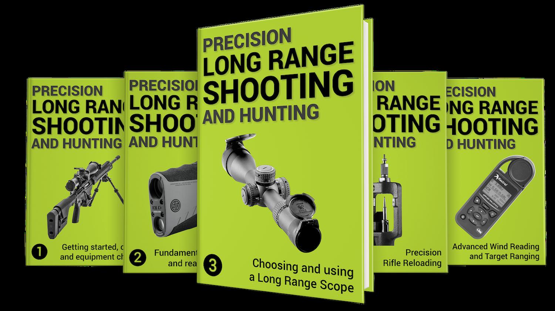 Where to buy Long-Range Shooting Books and eBooks
