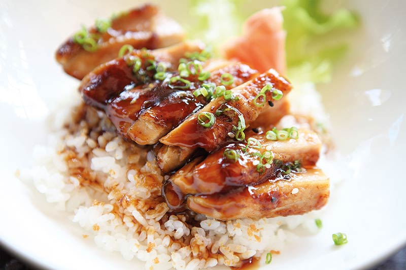Tasty Chicken Teriyaki